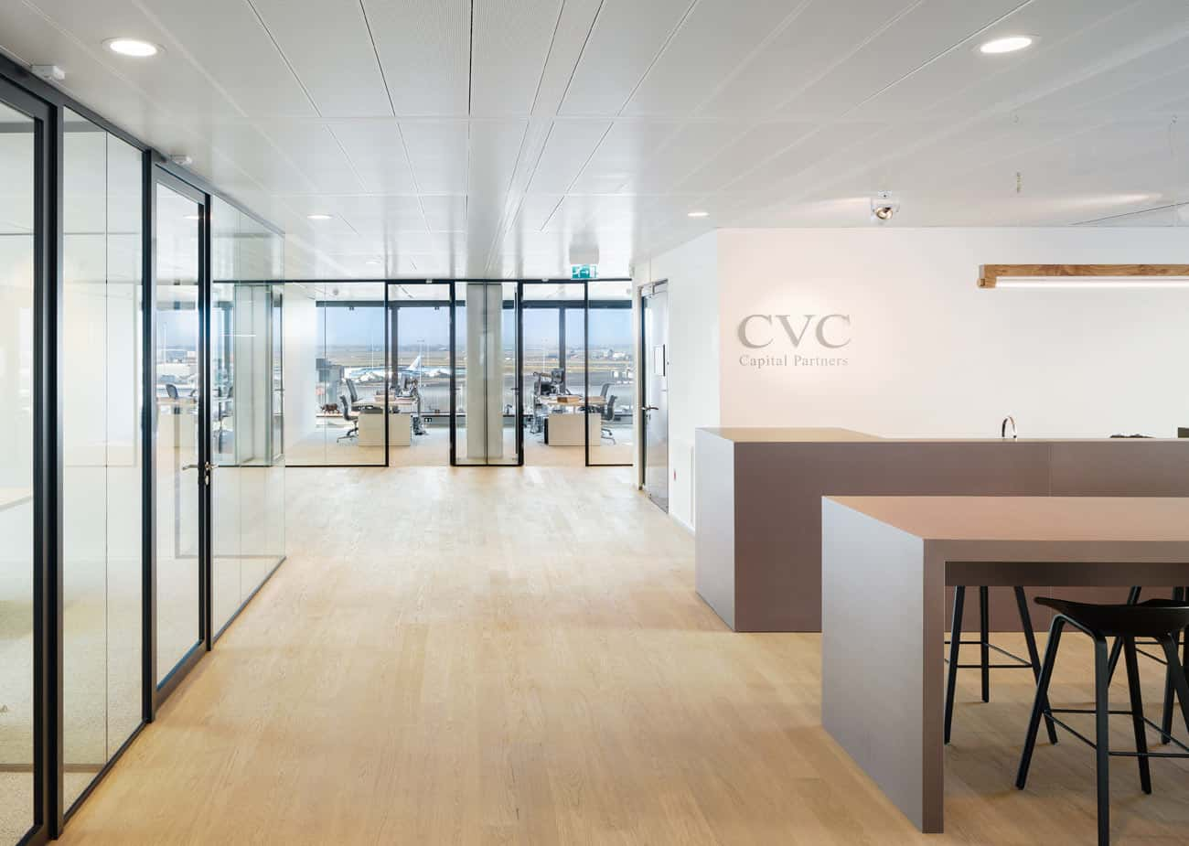 CVC Capital Partners, Schiphol | Plan Effect