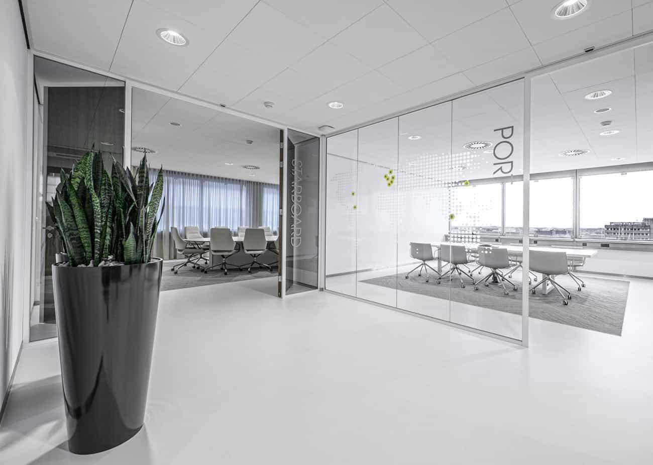 DVB Bank, Schiphol | Plan Effect