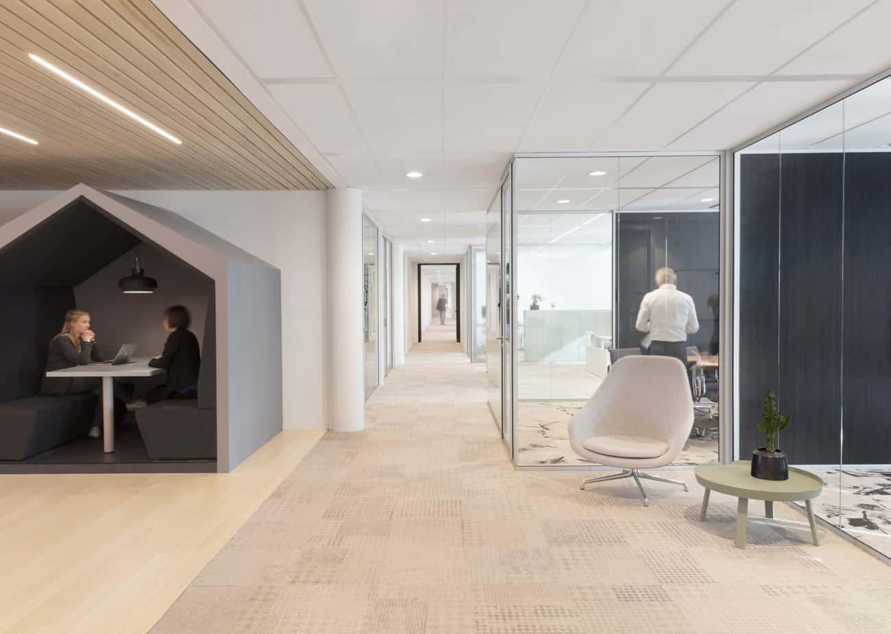 Domus Medica, Utrecht   Plan Effect
