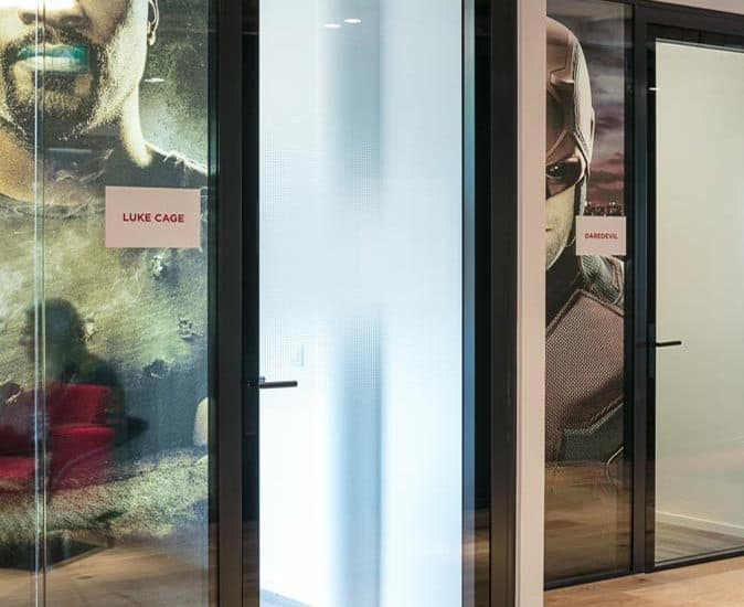 Netflix, Amsterdam | Plan Effect
