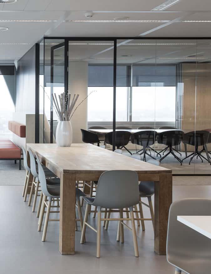 Porting XS, Den Haag   Plan Effect