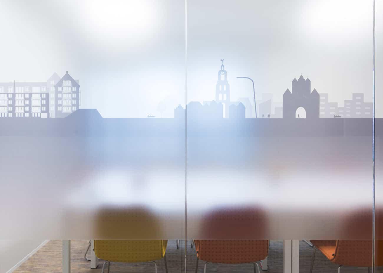 Stadlander, Bergen op Zoom   Plan Effect