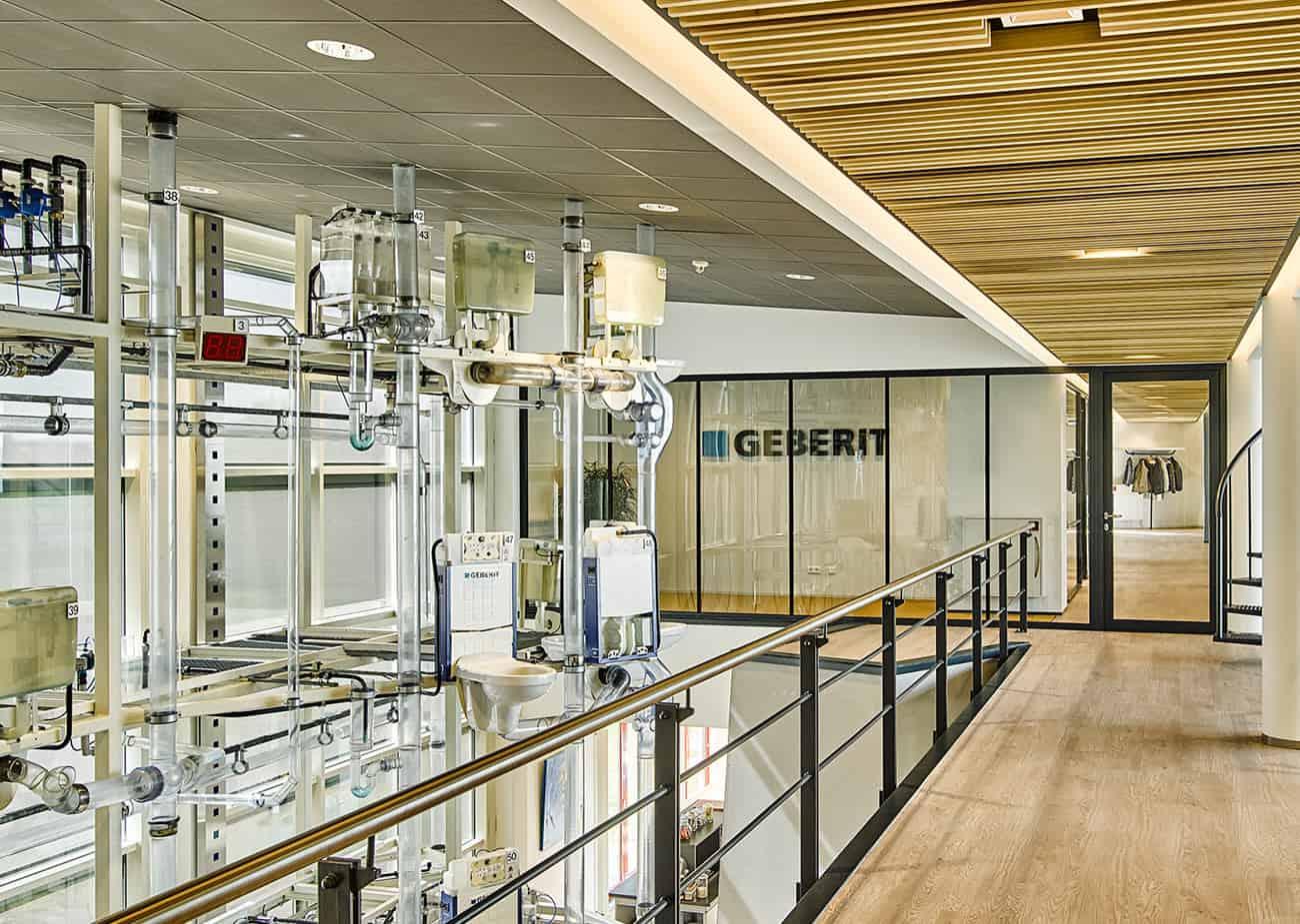 Geberit, Nieuwegein | Plan Effect