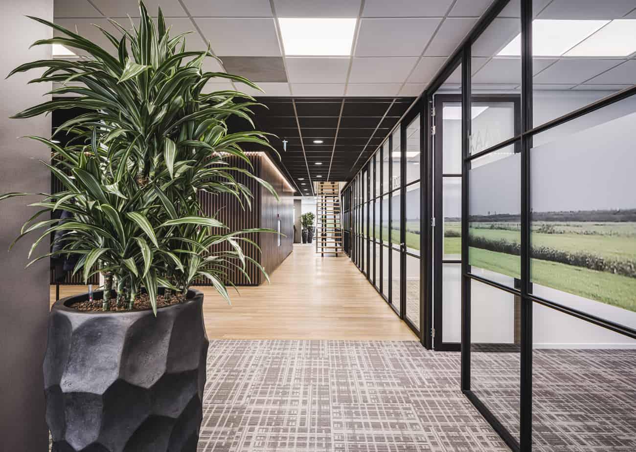 Gerealiseerd project door Plan Effect bij COKZ te Leusden.