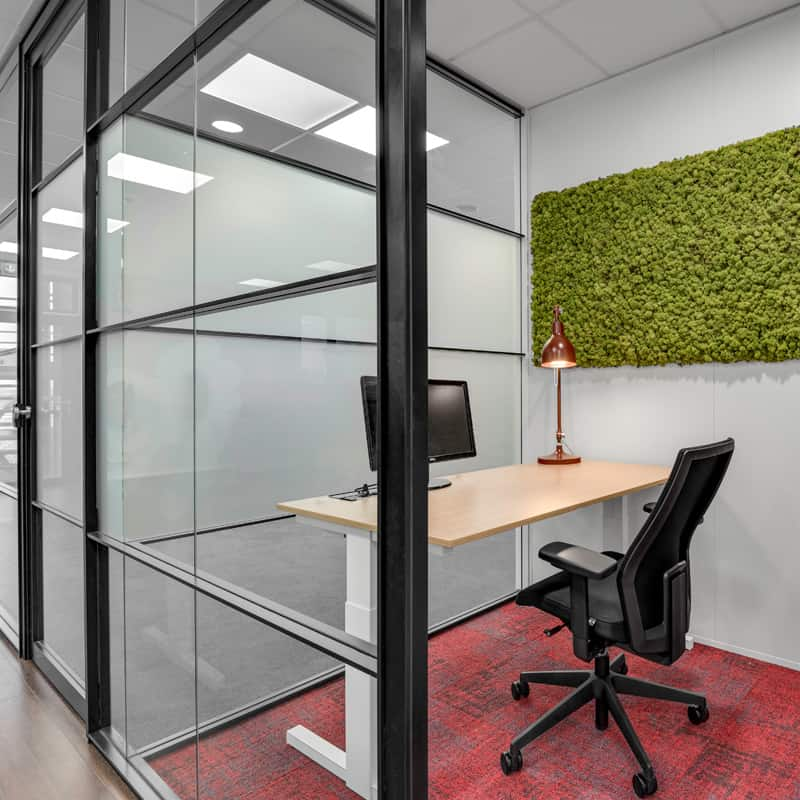 Een kantoor met anderhalve meter inrichting is dichterbij dan u denkt! | Plan Effect