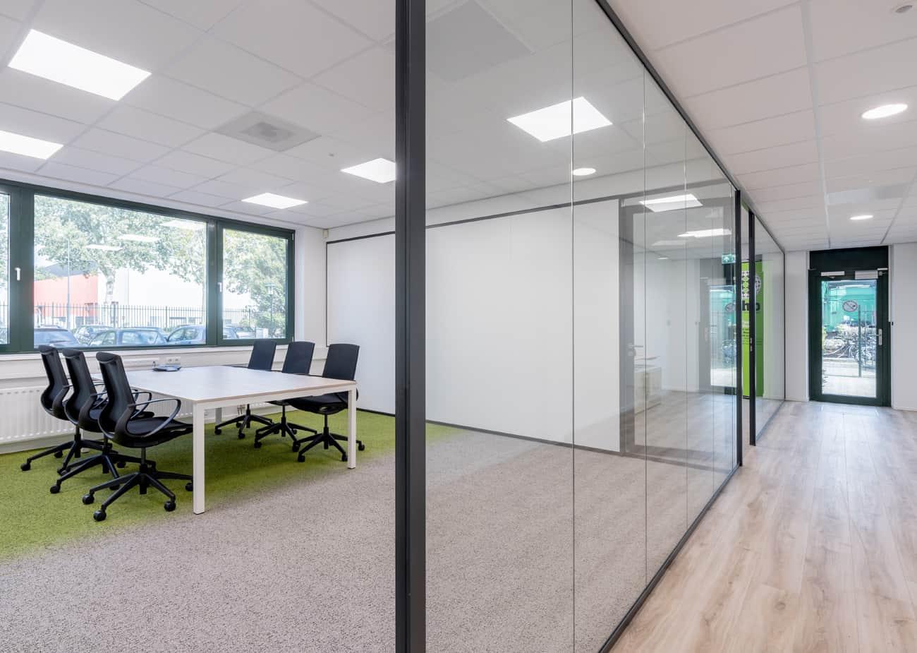 Gerealiseerd project door Plan Effect bij De Graaf Logistics te Oosterhout.