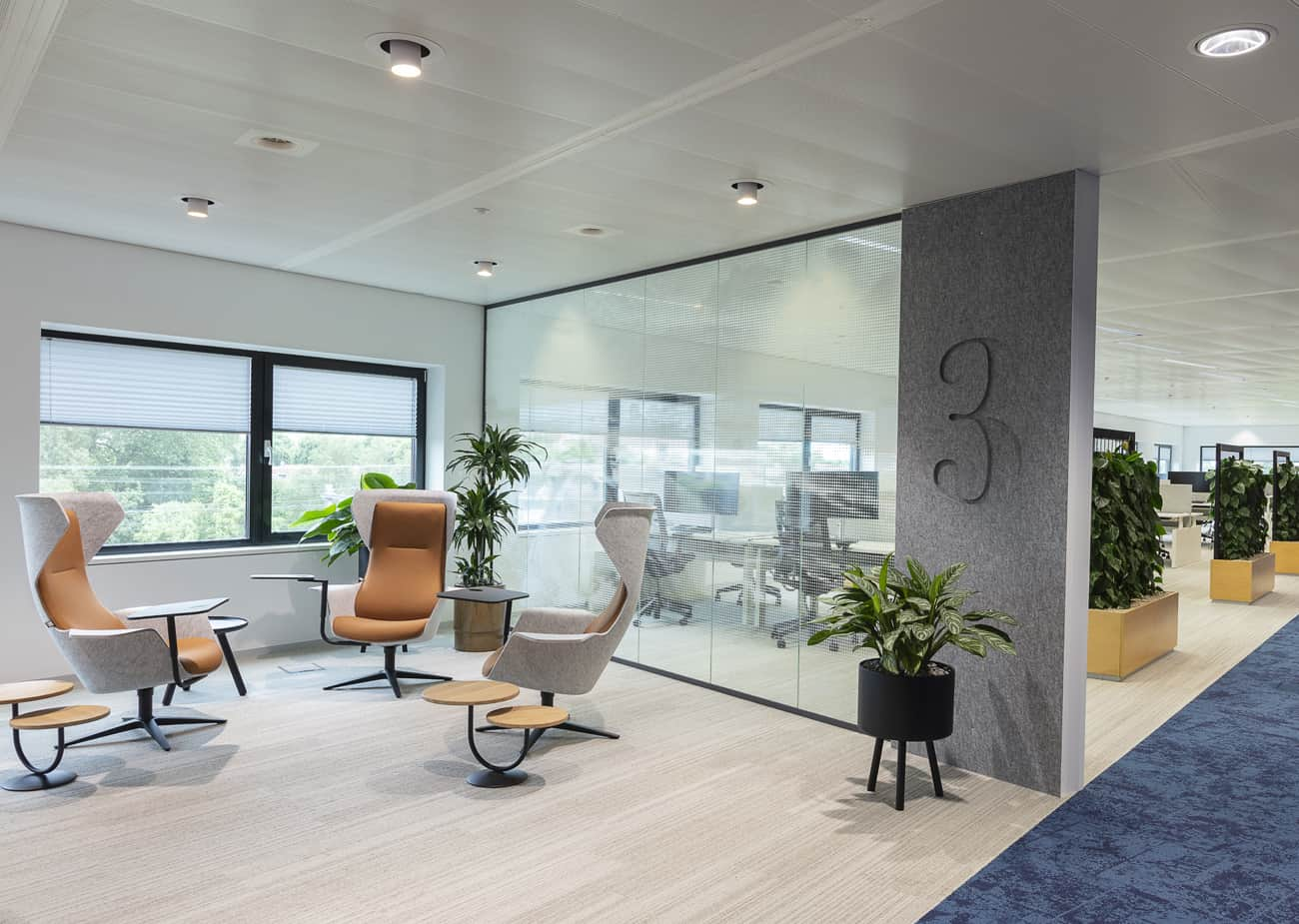 Ontwikkelingsbank, Den-Haag | Plan Effect
