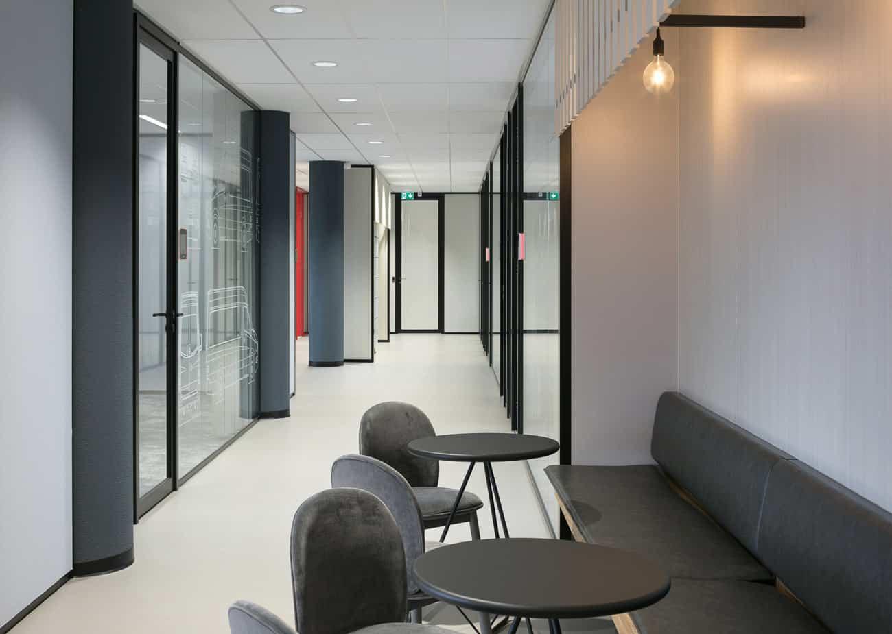 Transdev, Hilversum   Plan Effect