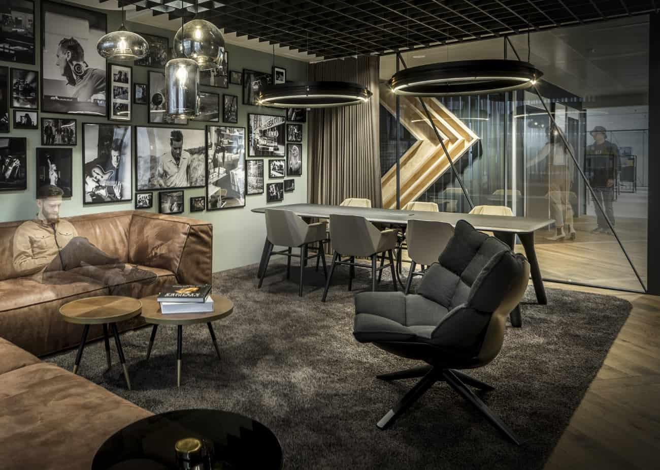 Universal Music Group, Hilversum   Plan Effect