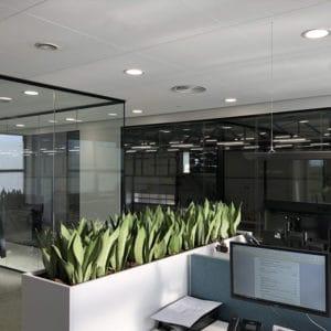 Nieuw jaar + nieuwe verdieping = nieuwe werkplekken!   Plan Effect