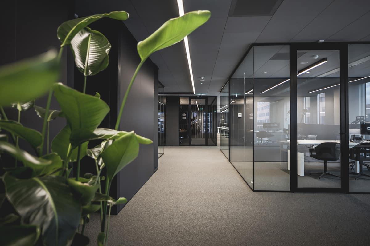 Van kantoortuin naar ideale werkplekken | Plan Effect